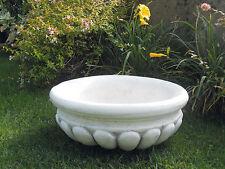 Vase Amphore Schale Pflanzgefäß Kübel Steinvase Gartendekoration Marmor Art.326