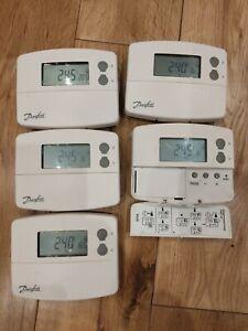 Danfoss TP5000 Series Programmable Thermostats x 5