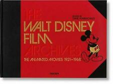 The Walt Disney Film Archives. The Animated Movies 1921-1968 - 9783836552912
