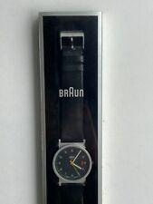 BRAUN Quartz Wrist Watch 3802 AW 20 in original box