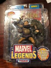 MARVEL LEGENDS TOAD SERIES 1 ACTION FIGURE BRAND NEW SEALED TOYBIZ 2002