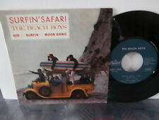 "the beach boys""surfin'safari""""ep7""or.fr.capitol:eap5.1808 biem rare 1963"