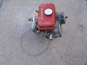 DDR Bootsmotor Tümmler Motor für Faltboot Schlauchboot Boot