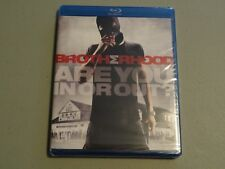 Brand New/Sealed- Brotherhood (Blu-ray Disc, 2011)-Free Shipping