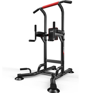 Power Tower Gym Station Pull Up Station Pull Up Tower Chin Up Rack Pull Up Bar
