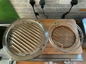 Cobb BBQ plate & fuel grid - used once.