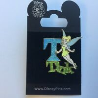 Tinker Bell - Glittered T - Disney Pin 52558