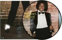 Michael Jackson - Off The Wall [New Vinyl] Picture Disc