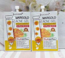 2 Bags 8 ml/Bag Jula's Herb Marigold Acne Gel Clear Skin Free Shipping
