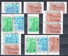 Alle combinaties uit PB39 (9 stuks) Postfris MNH