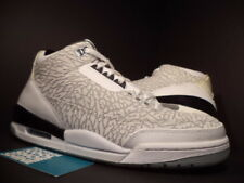 07 NIKE AIR JORDAN III 3 RETRO FLIP CEMENT GREY WHITE BLACK RED 315767-101 OG 11