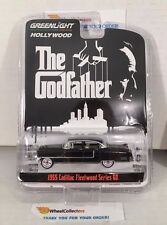 1955 Cadillac Fleetwood Series 60 Godfather * Greenlight Hollywood Series *c40