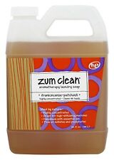 Indigo Wild - Zum Clean Aromatherapy Laundry Soap Frankincense & Patchouli - 32