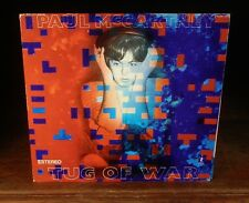 PAUL McCARTNEY«Tug of War»Orig`82 MEXICAN EMI»w/Stevie Wonder / Carl Perkins «NM