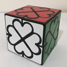 LanLan Eight-axle Heart Curvy Irregular Magic Cube Twist Puzzle Crazy Fancy Toys