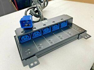 HP 629787-001,627749-001, AF547A 5-Outlet 100-240V Intelligent PDU Extension Bar