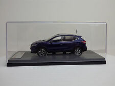 NISSAN 2nd QASHQAI ( DUALIS ) 2014  Blue  1:43 PREMiUMX  NEW