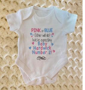 Pregnancy Announcement Vest