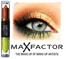 Max Factor Smoky Eye Effect Eyeshadow Citrus Thunder Shadow Bronze Green