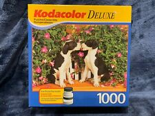 """""""Apollo & Thor"""" Kodacolor Deluxe RoseArt 1000 Piece Puzzle Brand NEW Sealed"""