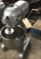 Hobart 20 qt mixer with S/S bowl and attachments