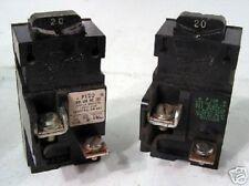 ITE Pushmatic 20 Amp Breaker P120 Single Pole
