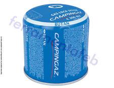 CARTUCCIA GAS BUTANO UNIVERSALE C206 190GR RICARICA CAMPINGAZ LOCK SYSTEM FORAB