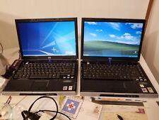 HP Pavilion dv1000 Laptop Windows XP Pro SP3 80GB H.D.Wifi  #bogo