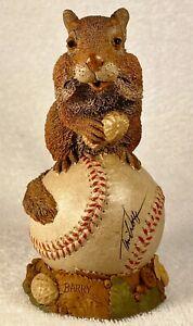 BARRY-R 1992~Tim Wolfe/Tom Clark Gnome~Item #9048~Ed #84~Hand Signed~COA~Story