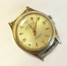 GREAT OLD PRECISION SUISSE POSOH ANTIMAGNETIC WATERPROOF CLASSIC WATCH.