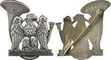 4° 1/2 Brigade de Chasseurs Alpins, FORT NATIONAL, dos lisse, Drago 1443,(4371)