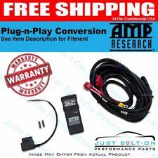 AMP PowerStep Plug N Play Conversion 2010-2014 ford SVT Raptor 76401-01A BLK