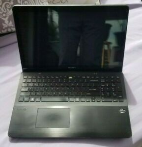 "Sony Vaio Laptop 15.5"" 1 TB 8 GB RamIntel Core i7 CD/DVDmodel svf15a16cxb"