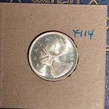 1965 Higher Grade Quarter from old Roll Collection - see scans - inventory# X114