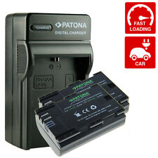 X2 batterie e caricabatterie x canon eos 70d eos 7d eos EOS 7D Mark IIlp-e6 lpe6