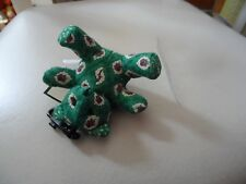 "Vera Bradley  3.5"" Greenfield Bitty Kelly Bear  NWT"