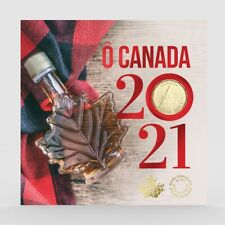 2021 O Canada Gift Set of Coins