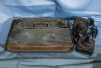 Atari 2600 System Console Melted Art Piece Sculpture for Display dq