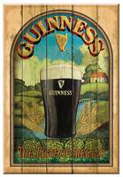 Guinness Nostalgic Wooden Sign- Taste of Ireland