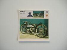 fiche moto DOUGLAS 500 dirt track DT 5 -1928