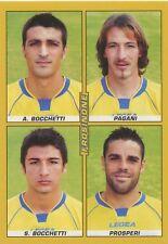 No. 536 pagani prosperi # Frosinone calcio sticker figurina panini calciatori 2008