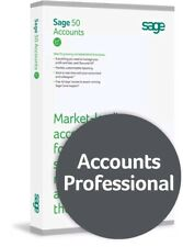 Sage 50 Accounts Professional 2018 Accounting - Multiple users/companies