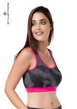 Extra leichte Damen-BHs-Tops aus Polyester für Fitness & Yoga