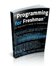 Programming - Understanding Concepts And How They Work! Ebook on CD/DVD