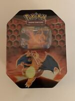 Pokemon TCG: Hidden Fates Charizard GX Tin BRAND NEW FACTORY SEALED