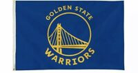 Golden State Warriors NBA 3X5 Indoor Outdoor Banner Flag w/ grommets for hanging