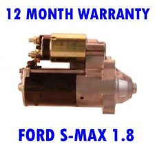 FORD S-MAX 1.8 TDCI 2006 2007 2008 2009 - 2014 STARTER MOTOR