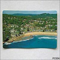 The Central Coast NSW Aerial View Avoca Beach MV Postcard (P534)