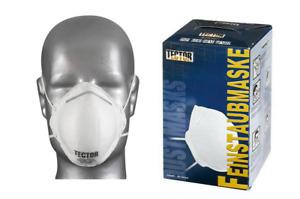Atemschutzmase Feinstaubmaske Mund- und Nasenschutz Coronamaske FFP2 TECTOR 20St