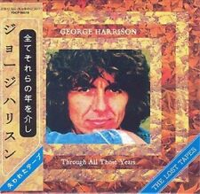GEORGE HARRISON - THE LOST TAPES THROUGH ALL THOSE YEARS ( MINI LP CD w/OBI )